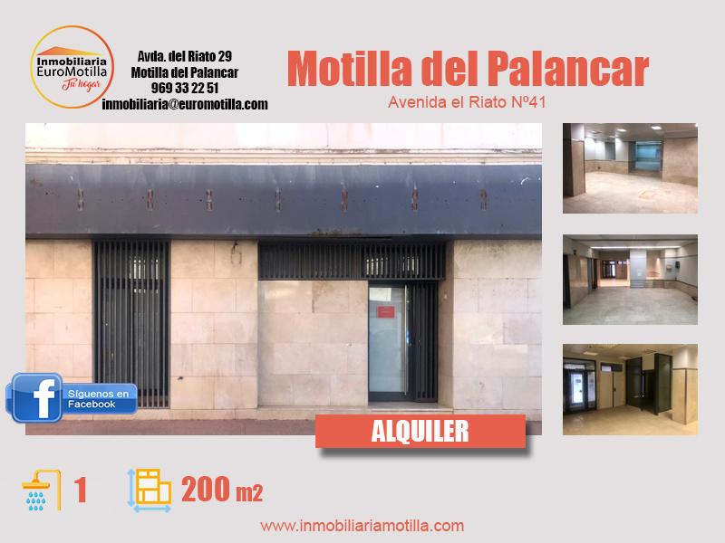 Local Comercial en Motilla del Palancar
