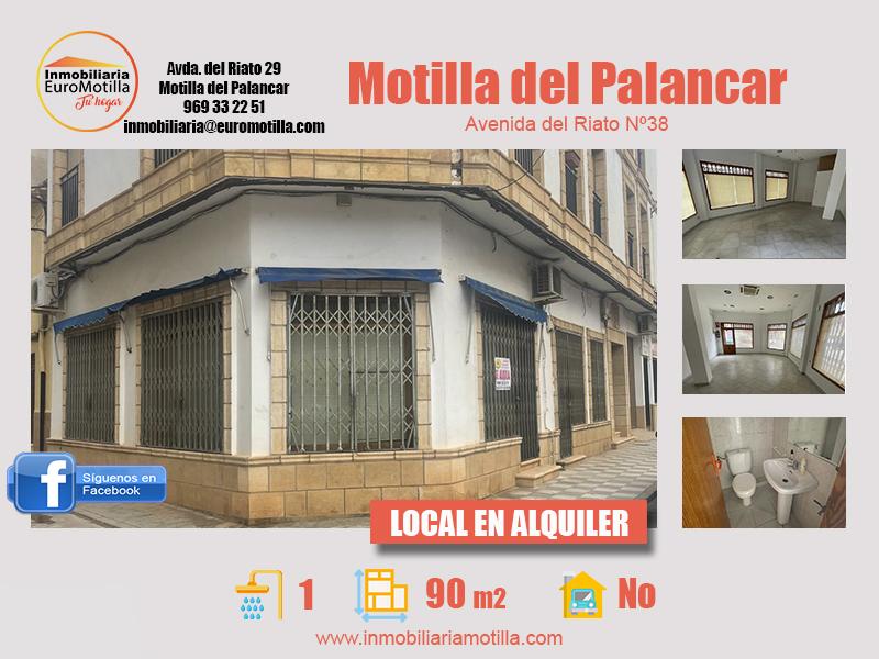 Local Comercial en Avenida del Riato